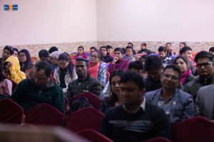Nepal's First PTE Academic Seminar